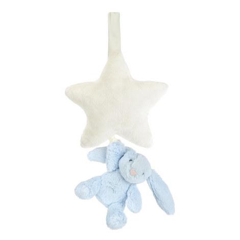 Bashful Bunny Star Musical Pull, ${color}