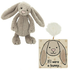 Bashful Bunny Book Set