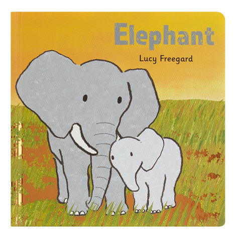 'Elephant' Book, ${color}