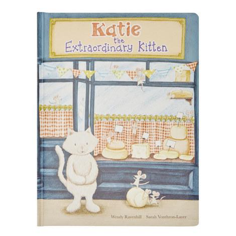 Katie The Extraordinary Kitten Book, ${color}