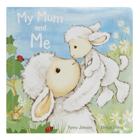'My Mum & Me' Book, ${color}