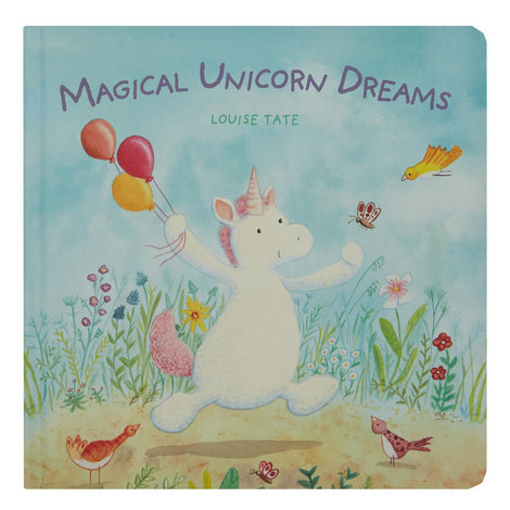 Magical Unicorn Dreams Book, ${color}