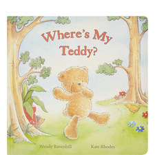 Where's My Teddy Book