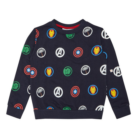 Marvel Avengers Sweatshirt - 3-10 Years, ${color}