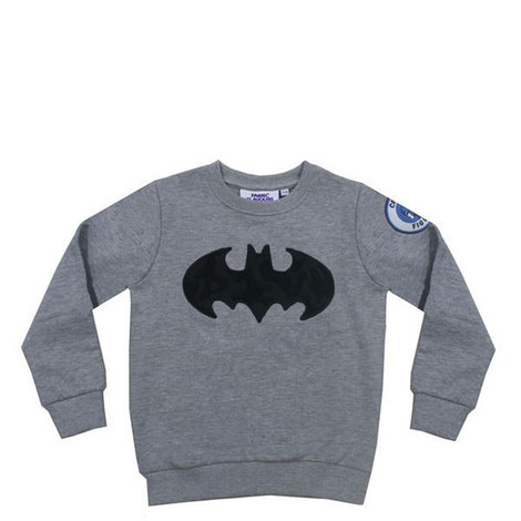 Batman Badge Sweatshirt, ${color}