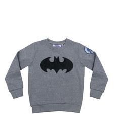 Batman Badge Sweatshirt