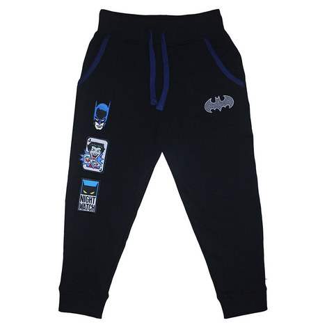 Batman Badge Sweatpants, ${color}