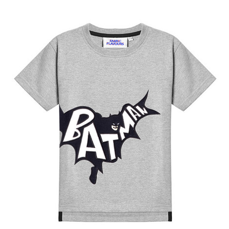 Batman Appliqué T-Shirt Toddler, ${color}