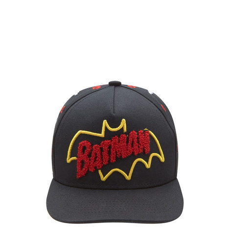 Batman Logo Cap, ${color}