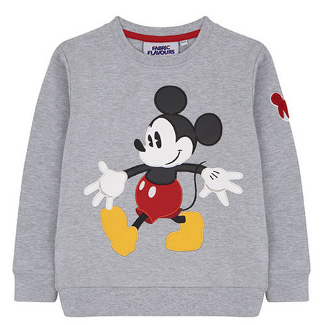 Grey Mickey Mouse Sweater, ${color}