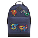 Dc Hero Backpack, ${color}