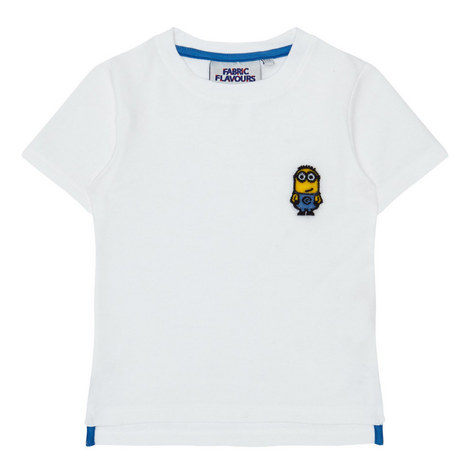 Minion Piqué Tuft T-Shirt Kids , ${color}
