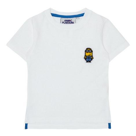 Minion Piqué Tuft T-Shirt Kids, ${color}