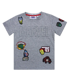 Marvel Patch T-Shirt Kids