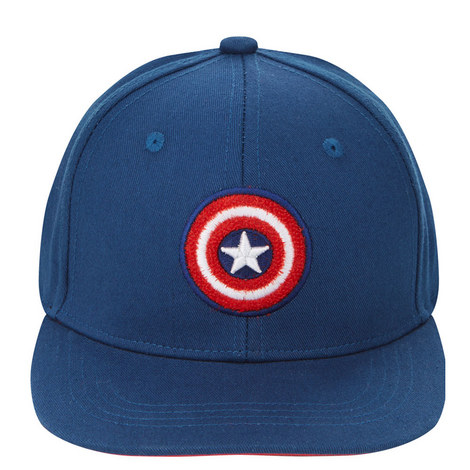 Marvel Badge Cap, ${color}