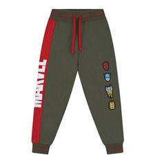 Marvel Green Logo Sweatpants