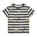Minions Stripe T-Shirt Kids, ${color}