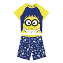 Minion Pyjama Set - 3-8 Years, ${color}