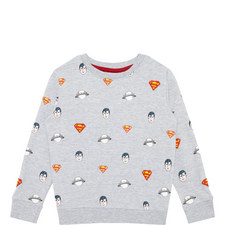 Superman Repeat Sweatshirt Toddler