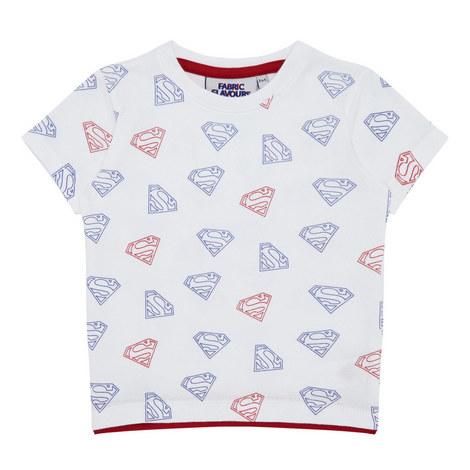 Superman T-Shirt Toddler, ${color}