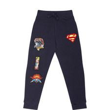 Superman Sweatpants - 3-10 Years