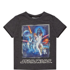 Star Wars Anniversary T-Shirt Kids