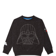Darth Vader Sweatshirt Toddler