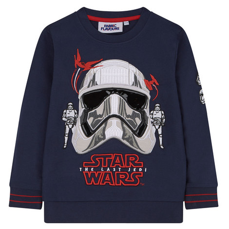 Captain Phasma Navy Sweater, ${color}