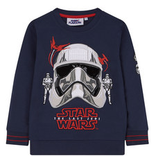 Captain Phasma Navy Sweater