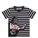 Darth Vader Stripe Tshirt, ${color}