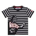 Darth Vader Stripe Tshirt, ${color}