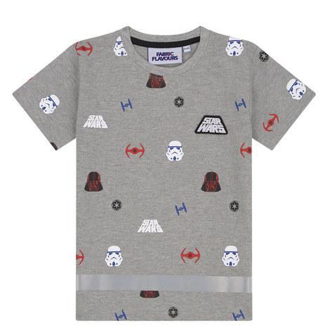 Starwars Grey Emperial Tshirt, ${color}