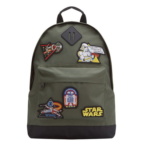 Starwars Green Backpack, ${color}