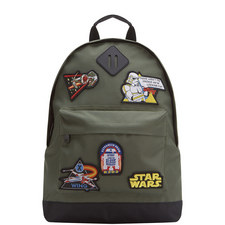 Starwars Green Backpack