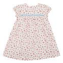 Julia Floral Print Dress Toddler, ${color}