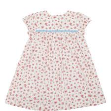 Julia Floral Print Dress Toddler