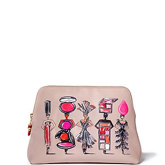 Blush Make Up Bag