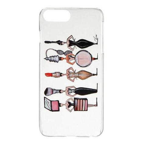 Make Up Dolls iPhone 6+/7+/8+ Case, ${color}