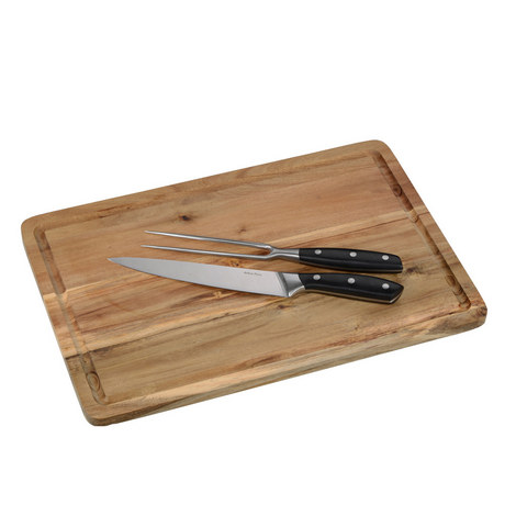 APK Wooden Board and Carving Set, ${color}