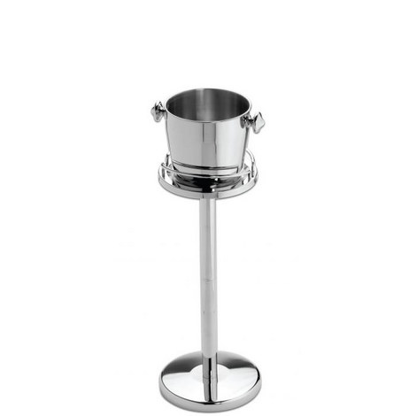 Round Champagne Cooler & Stand, ${color}