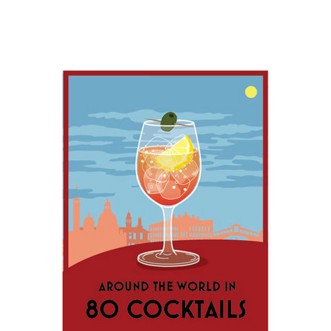 Around the World 80 Cocktails, ${color}