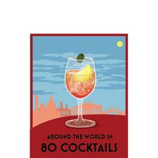 Around the World 80 Cocktails