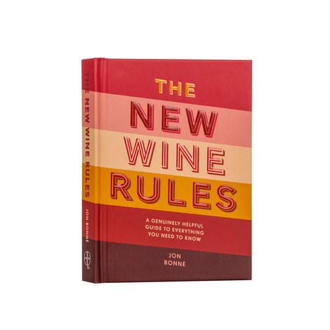 The New Wine Rules By Jon Bonne, ${color}