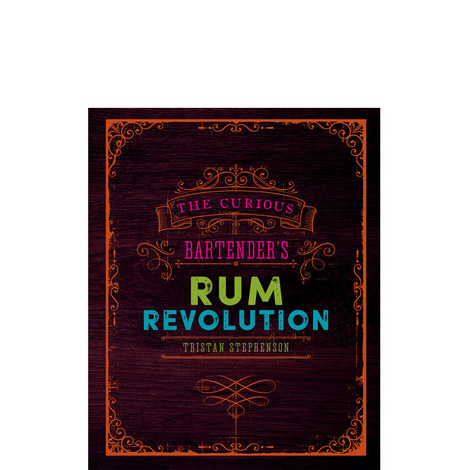 The Curious Bartender's Rum Revolution, ${color}