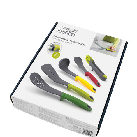 5-Piece Elevate Utensil Set, ${color}