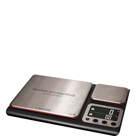 Heston Blumenthal Dual Platform Precision Kitchen Scale, ${color}