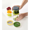 3-in-1 Hand-Held Spiralizer, ${color}
