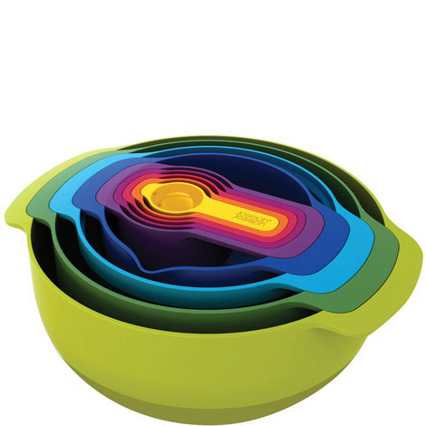Multicolour Mixing Bowl Nest, ${color}