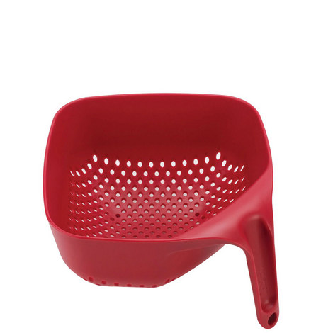 Square Ergonomic Colander, ${color}
