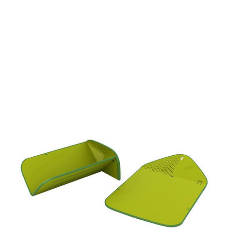 Rinse and Chop Plus Chopping Board, ${color}